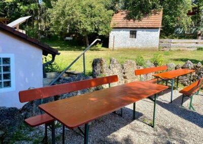 Biergarten Signalstein - Stanglwirt - Ihr Gasthof für Fränkische Küche